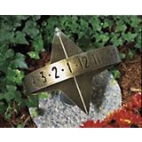 Bronze Sun Clock Sundial