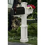 Westbrook Plus Mailbox Post