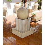 Obtuse w/ Ball Fountain
