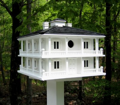 Club House Birdhouse