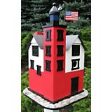 Round Island Lighthouse Birdhouse
