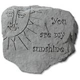 You Are My Sunshine Accent Rock