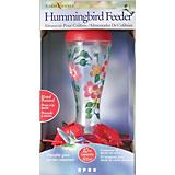 10oz. Glass Hummingbird Feeder