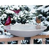 20 Inch EZ Heated Bird Bath