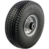 10in Hand Truck Tire Offset Hub