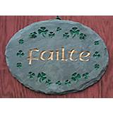 Irish Personalized Slate Plaque