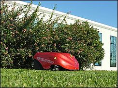 Evolution Automated Lawn Mower