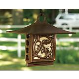 Oak Leaf Suet Feeder