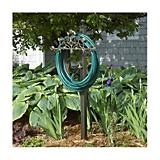Vine and Trellis Hose Holder and Faucet