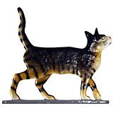 Cat Standing Weathervane