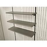 3 Piece 30in Shelf Storage Shed Accessory Kit