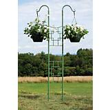 Achla Square-on-Squares Metal Trellis