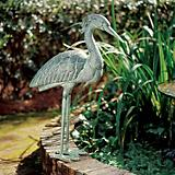 Stately Blue Heron