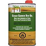 Cedar Garden Bed Oil 1 Quart