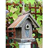 Heart and Eagle Celtic Birdhouse