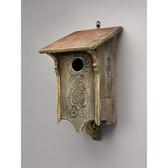 Heart and Eagle Victorian Owl Home