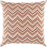 Maroon Red Clay Brown Sugar Pillow