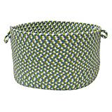 Carousel Lime Spin Utility Basket