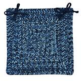 Catalina Blue Wave Chair Pad