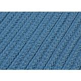 Simply Home Solid Blue Ice Sample Swatch