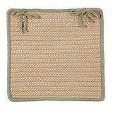 Boat House Olive Chair Pad
