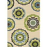 Caspian Outdoor Rug 859J
