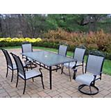 Cascade 7pc Sling Dining Set