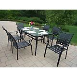 Web 7pc Dining Set