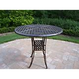 Elite Cast Aluminum 42In Bar Table