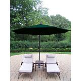 Mississippi 3pc Set w/ Cushion and Umbrella