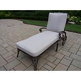 Mississippi Chaise Lounge with Cushion