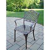 Mississippi Aluminum Semi Welded Chair Pack of 4