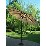 9 Ft Umbrella with Crank and Tilt