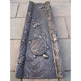 Splash Block Cast Aluminum
