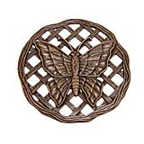 Cast Aluminum Stepping Stone Butterfly