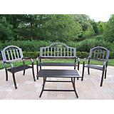 Rochester 4pc Seating Set