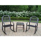 Rochester 3pc Rocker Set
