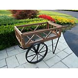 Flower Garden Wagon