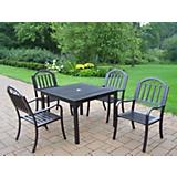 Rochester 40Inch x 40Inch 5pc Dining Set
