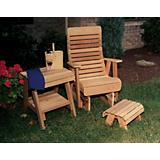 Cedar Royal Country Hearts Patio Group