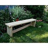 5Ft Cedar 1805 Traditional Heavy Duty Bench