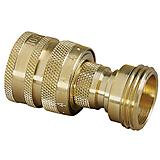 Nelson Brass Quick Connect Male And Female Set