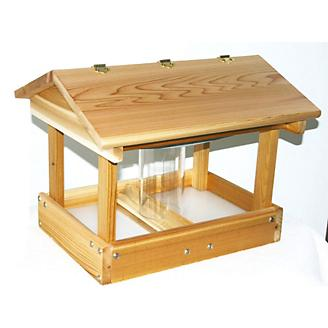 Stovall Pavilion Feeder With Plastic Bottom