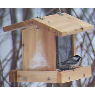 Stovall Wood 3-4 lb Smallest Hanging Feeder