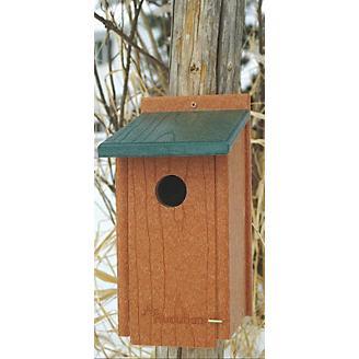 Woodlink Audubon Going Green Bluebird House