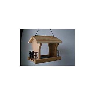 Woodlink Audubon Ranch Feeder w/2 Suet Cages