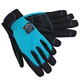 WWG Digger Glove Teal Blue Large