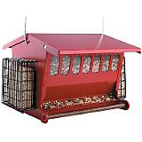 Heritage Farms Red Seeds N More Feeder