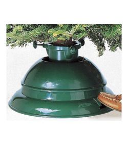 Swival Christmas Tree Stand.Swivel Straight Tree Stand 20in Garden Com
