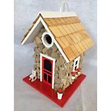 Home Bazaar Fieldstone Guest Cottage Birdhouse